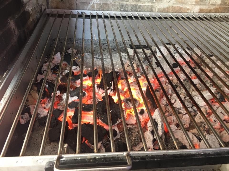 Carne a la brasa: Mucho más que carne a la brasa de Restaurant La Sala