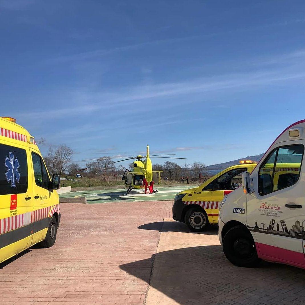 Foto 23 de Ambulancias en MADRID   AMBULANCIAS ATLÁNTIDA, S.L.
