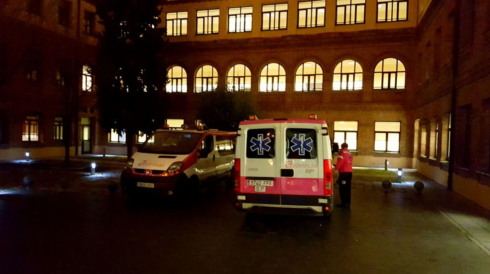 Hospital de la Beata - Madrid
