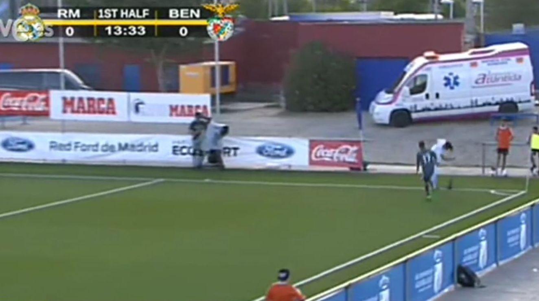 Campos de Futbol de la Aldehuela - Fuenlabrada - Mundial de Clubes Juveniles sub17
