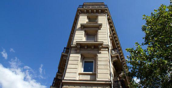 Rehabilitación de edificios: Servicios de La Mayorgana
