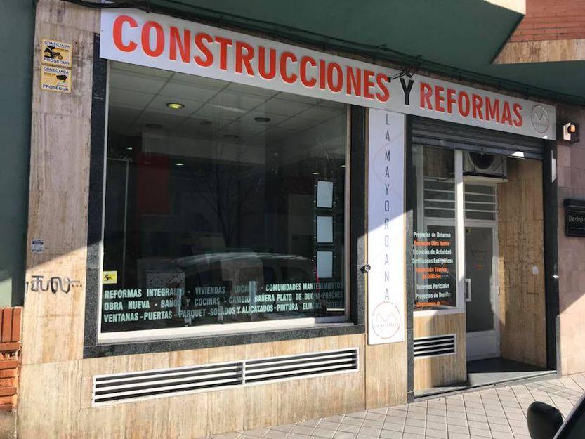 construcciones y reformas en Valladolid
