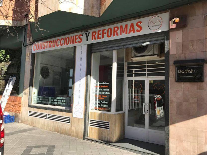 Empresa de construcciones y reformas en Valladolid