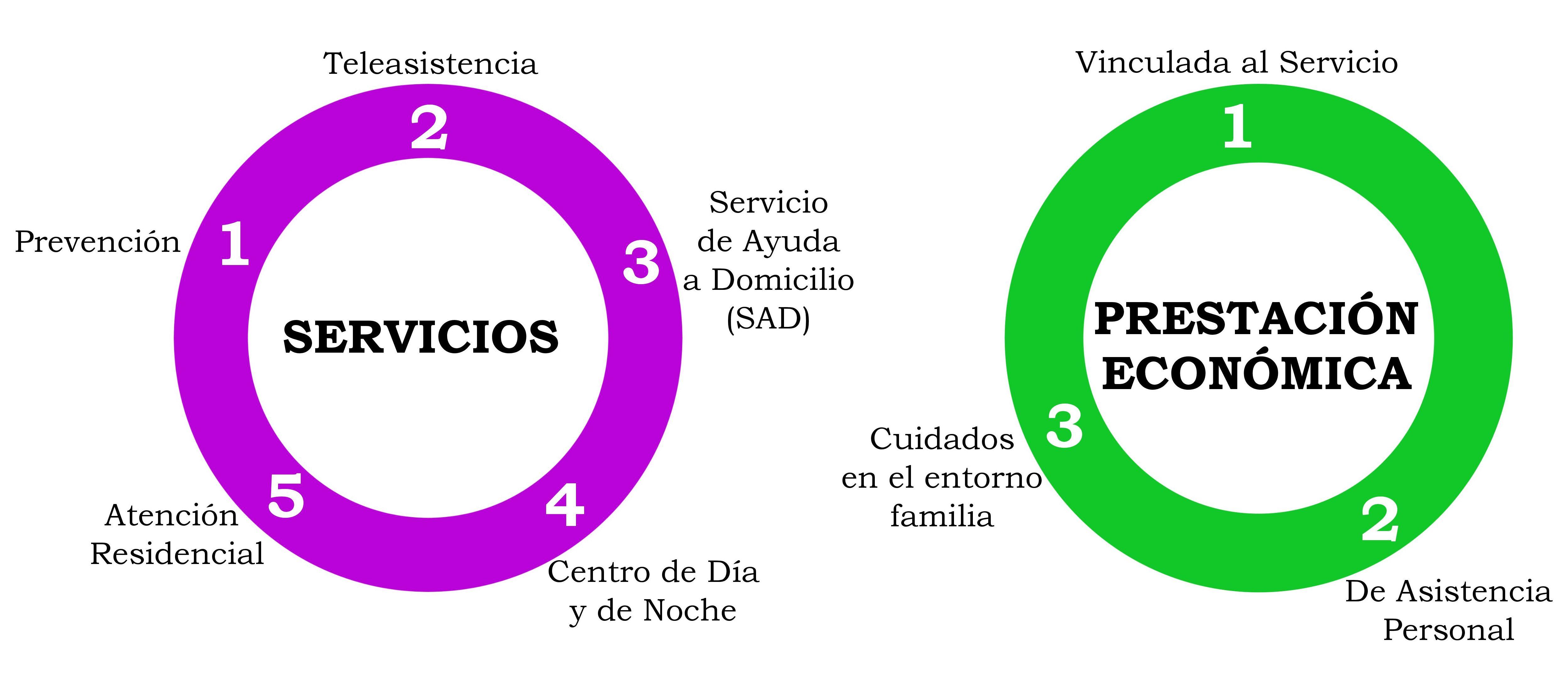Catalogo De Servicios Y Prestaciones De La Ley De Dependencia