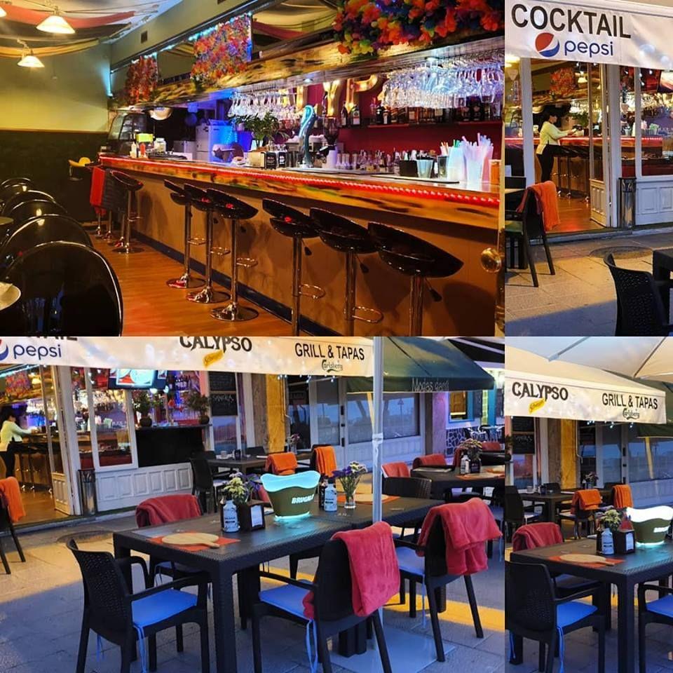 Restaurante coctelería en Santa Cruz de La Palma