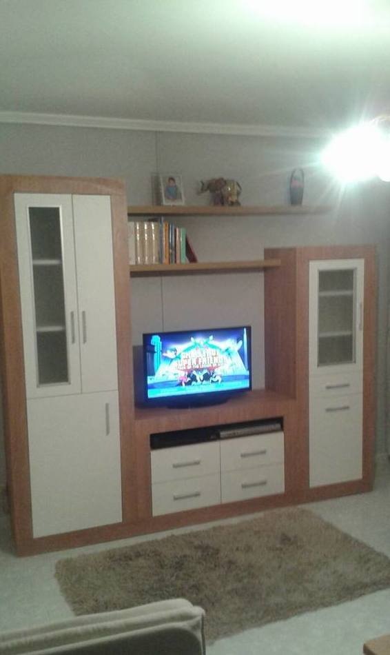 Muebles de salón a medida