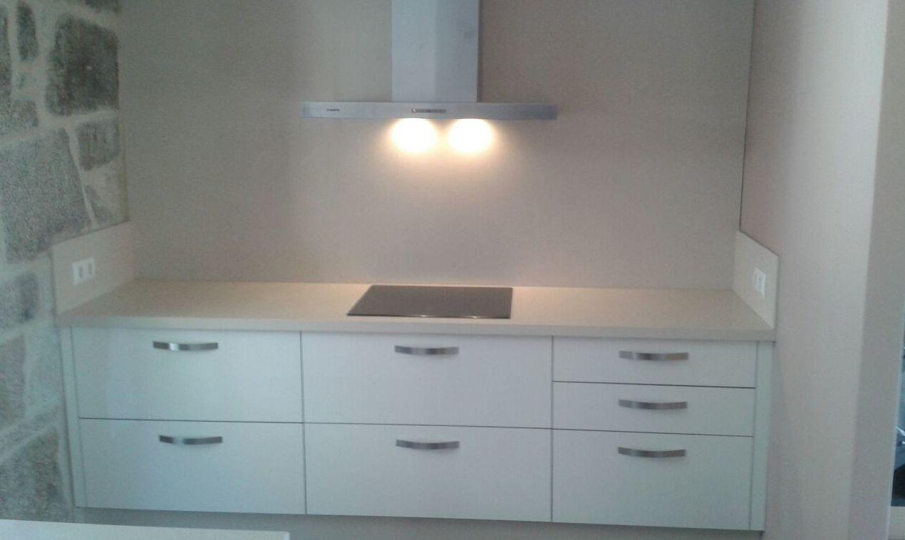 Cocinas de diseño en Pontevedra