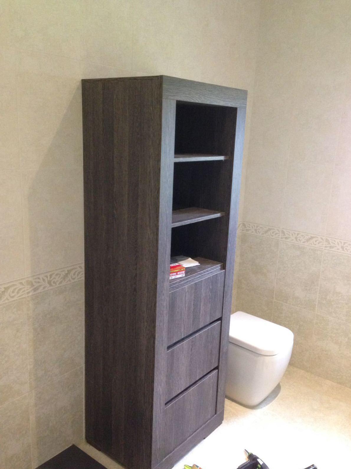 Especialistas en diseño de muebles para baño