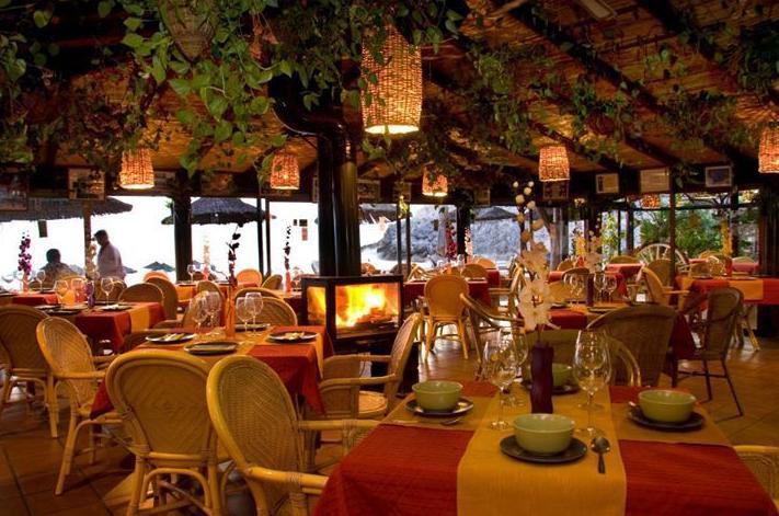 Comedor del Restaurante La Barraca