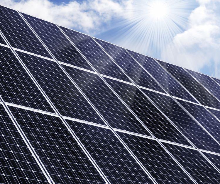 Soluciones contra el rayo en plantas fotovoltáicas en Terrassa