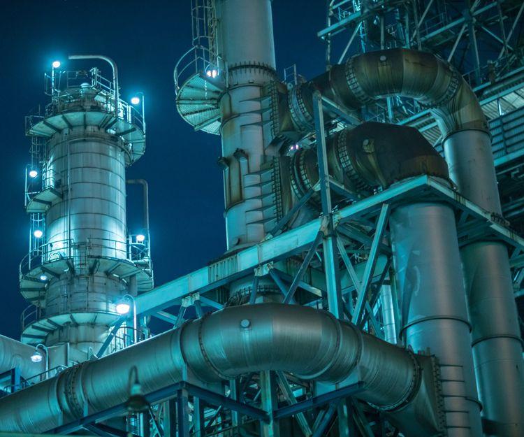 Soluciones contra el rayo en compañías petroleras en Terrassa
