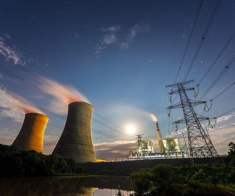 Soluciones contra el rayo en centrales nucleares en Terrassa