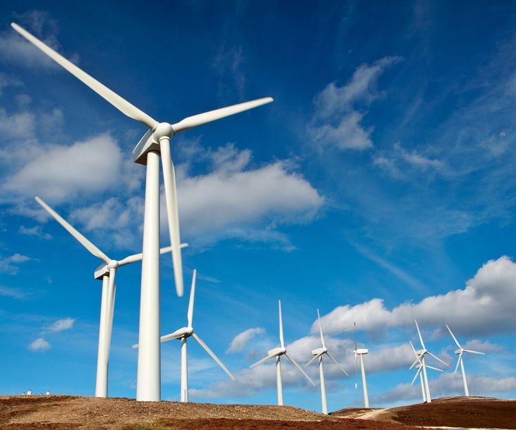 Soluciones contra el rayo en parques eólicos en Terrassa