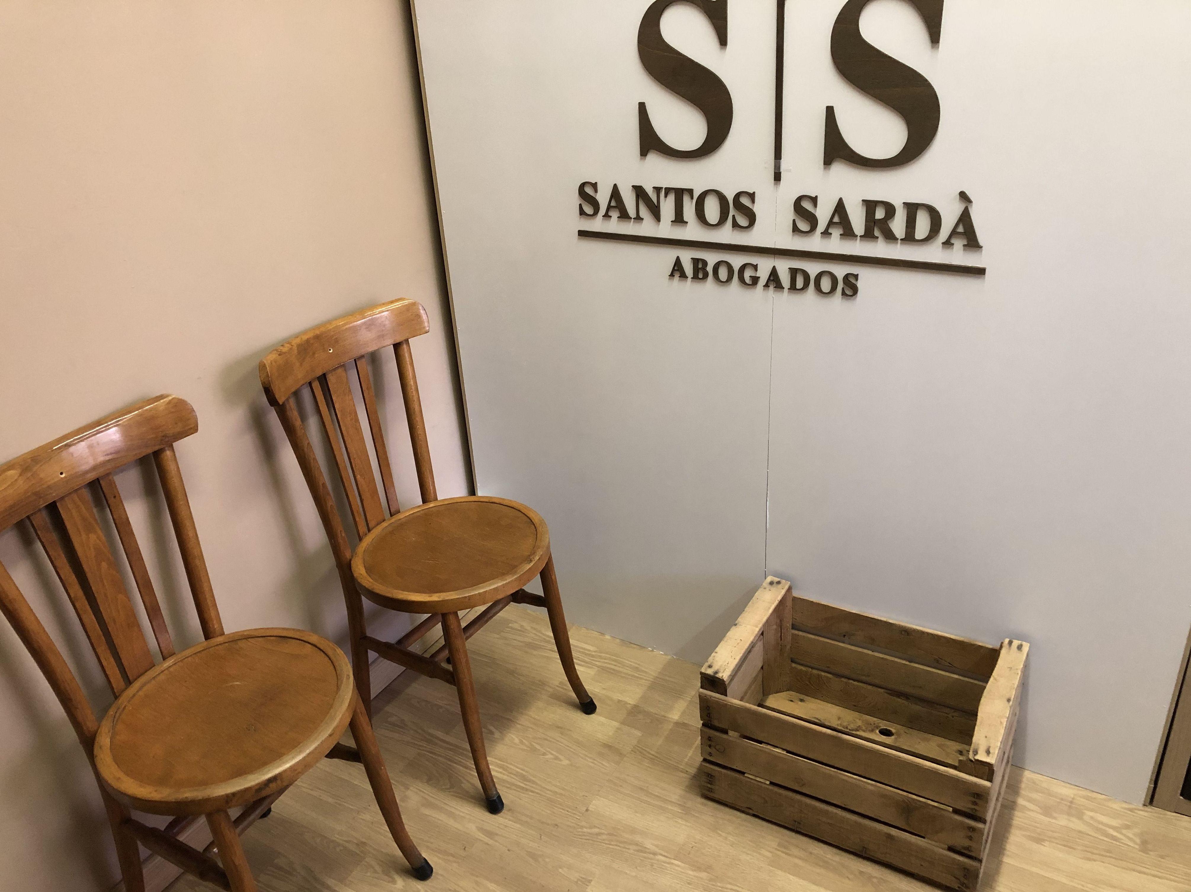 Foto 3 de Abogados en Barcelona | Santos & Sardà Abogados