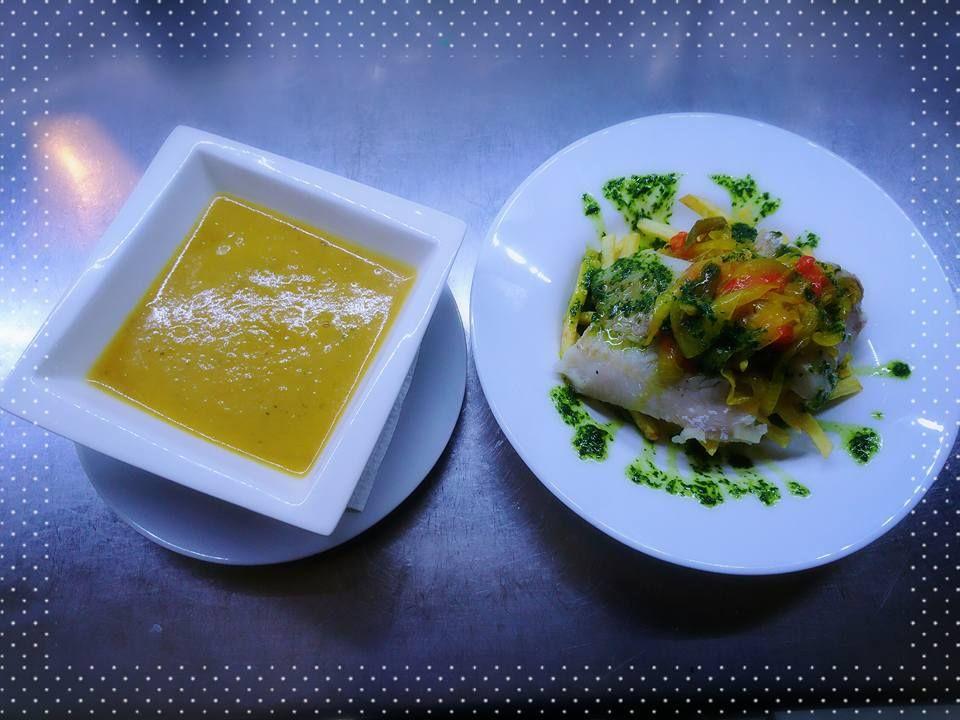 Menú del día en Tenerife