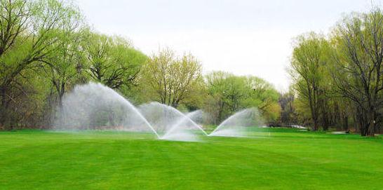 Instalaciones de riego para jardines