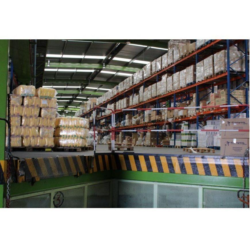 Almacén para productos de nuestra empresa
