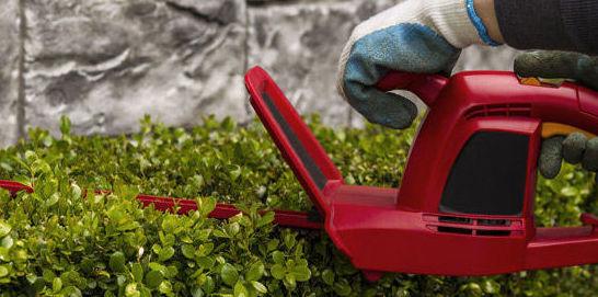 Trabajos de jardinería para comunidades