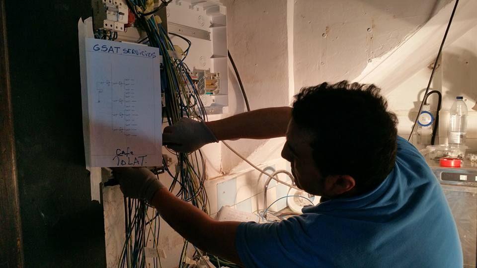 Instalaciones Eléctricas: Servicios de Gsat Servicios