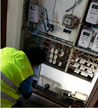 Reparaciones eléctricas: Servicios de Gsat Servicios
