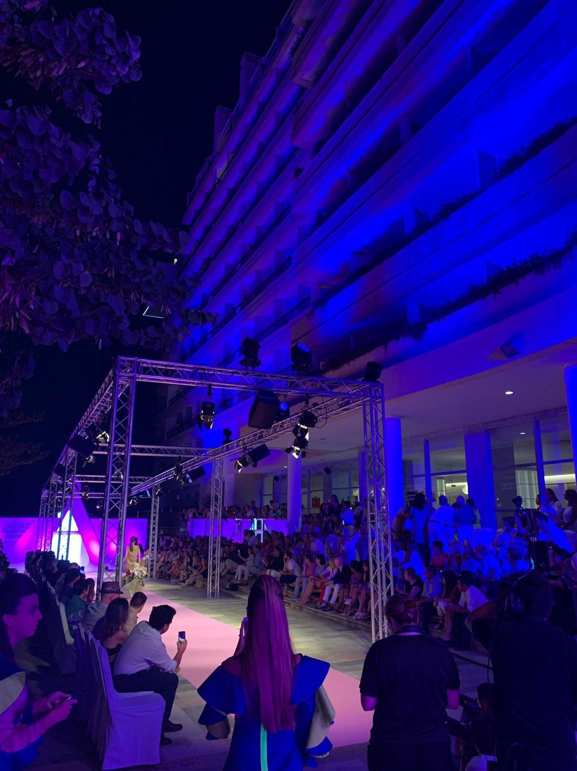 Hotel Amare Marbella Desfile anual