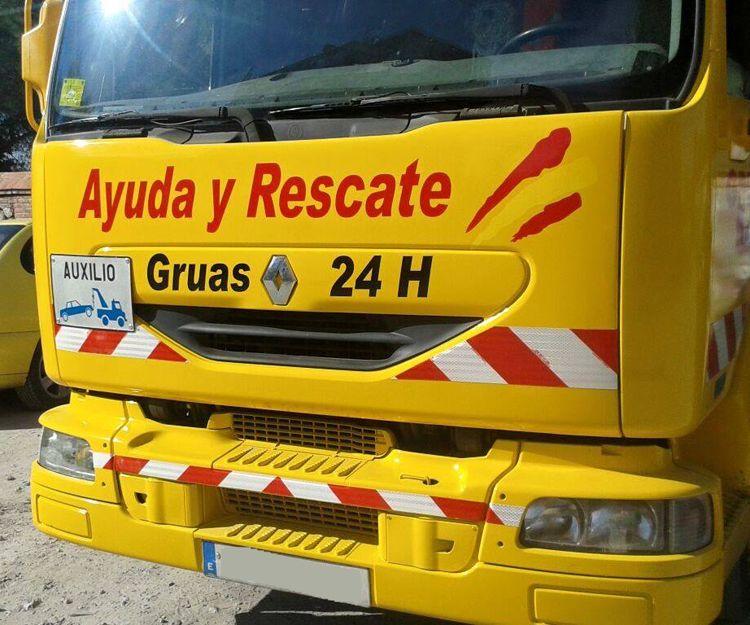 Ayuda y rescate 24 horas en Griñón