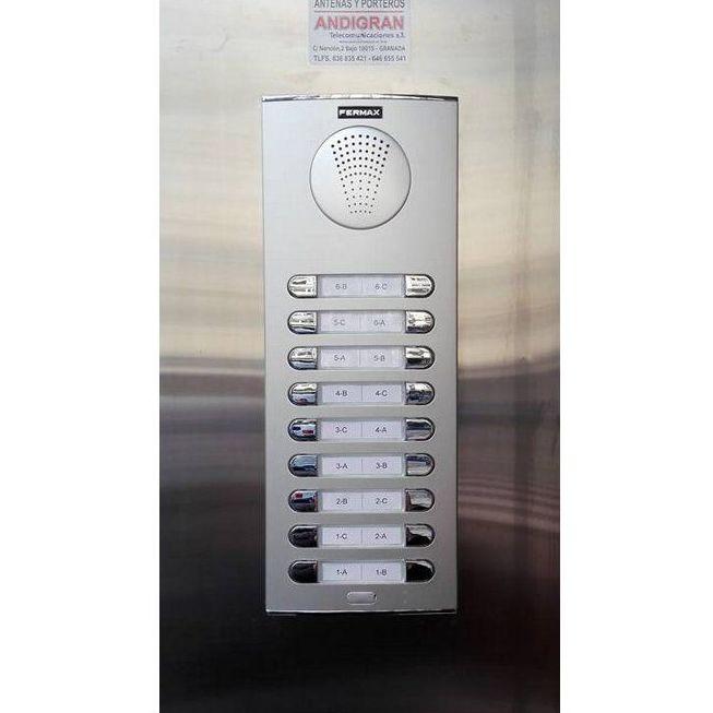 Averías de telefonillos: Servicios de Andigran Telecomunicaciones