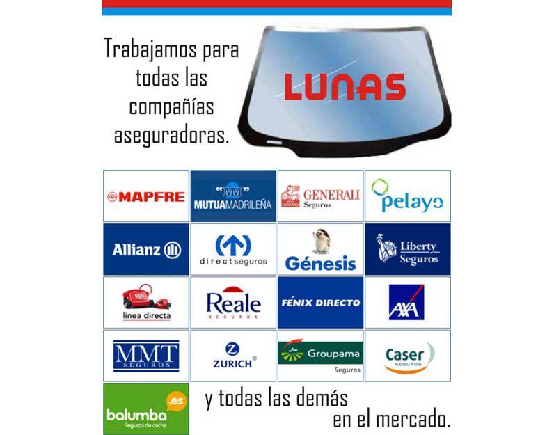 Taller concertado con todas las compañías aseguradoras en Linares