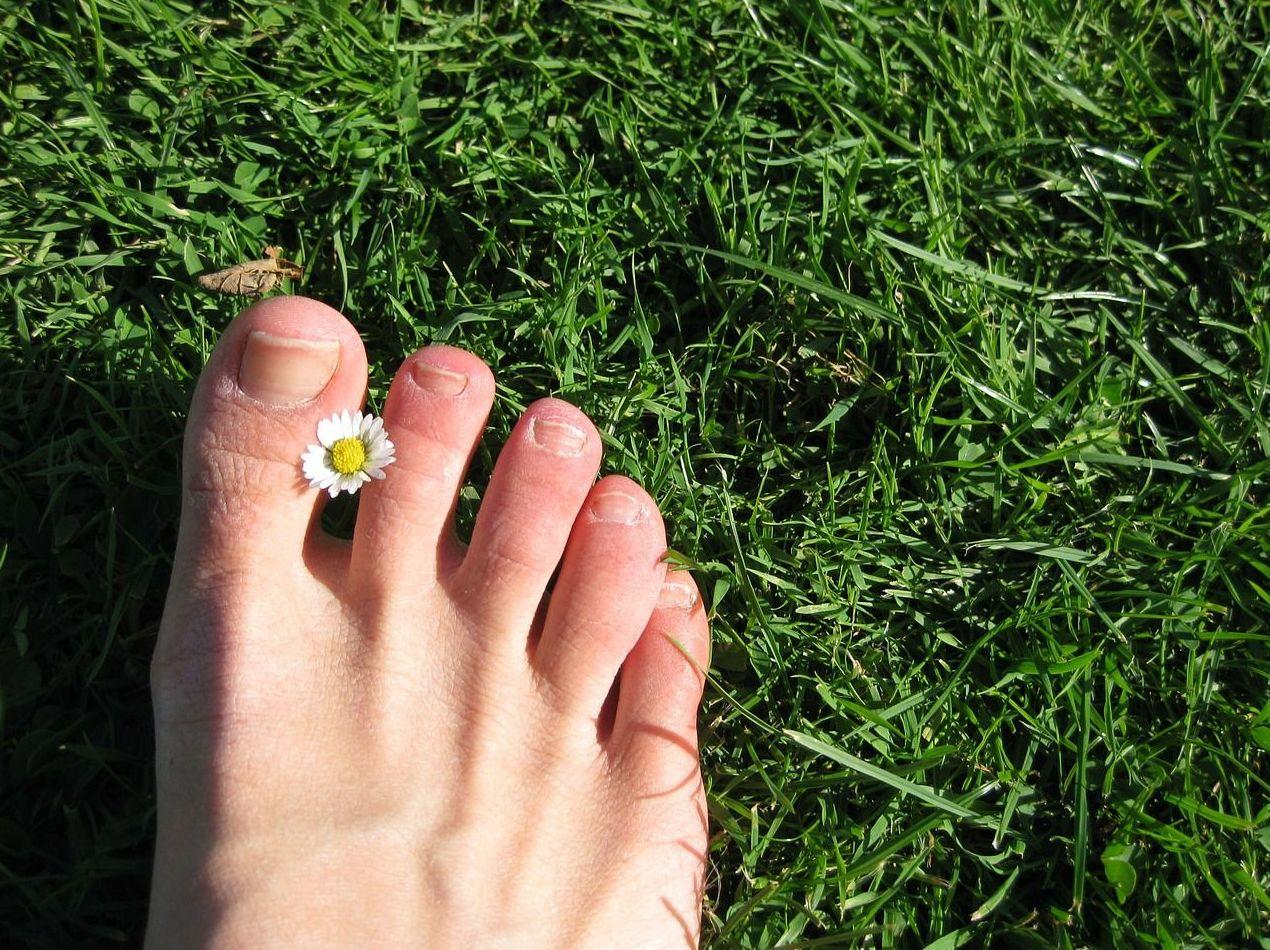 Tratamiento de los pies