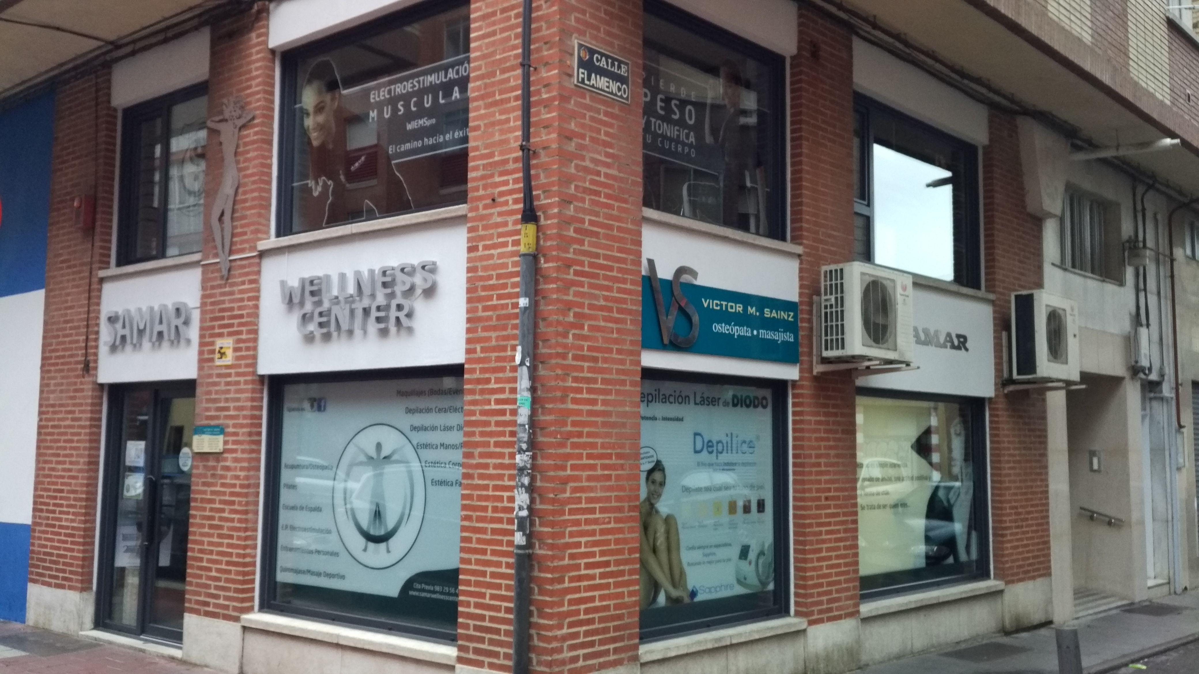 Rótulación y escaparates Valladolid