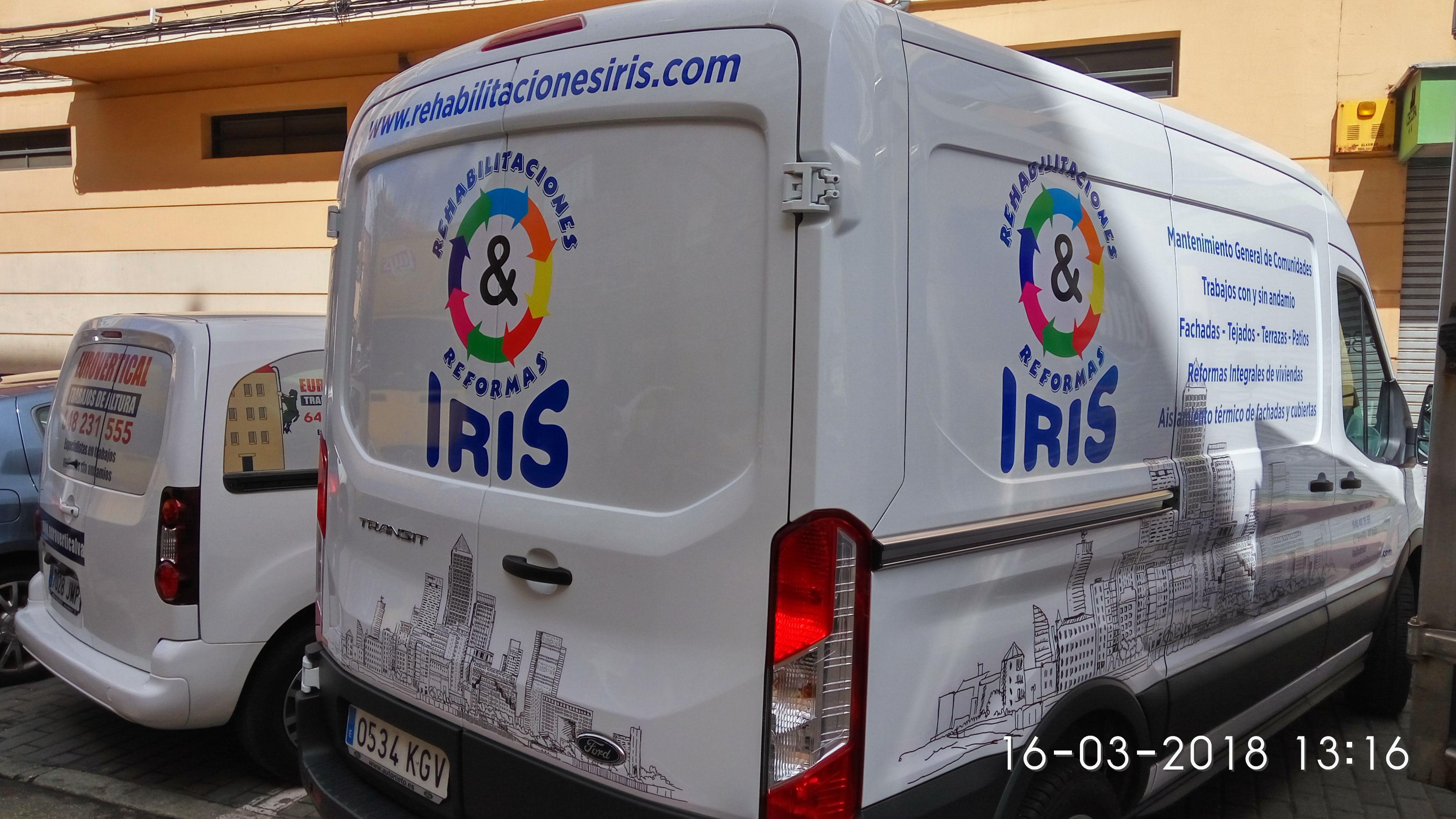 Publicidad en vehículos Valladolid