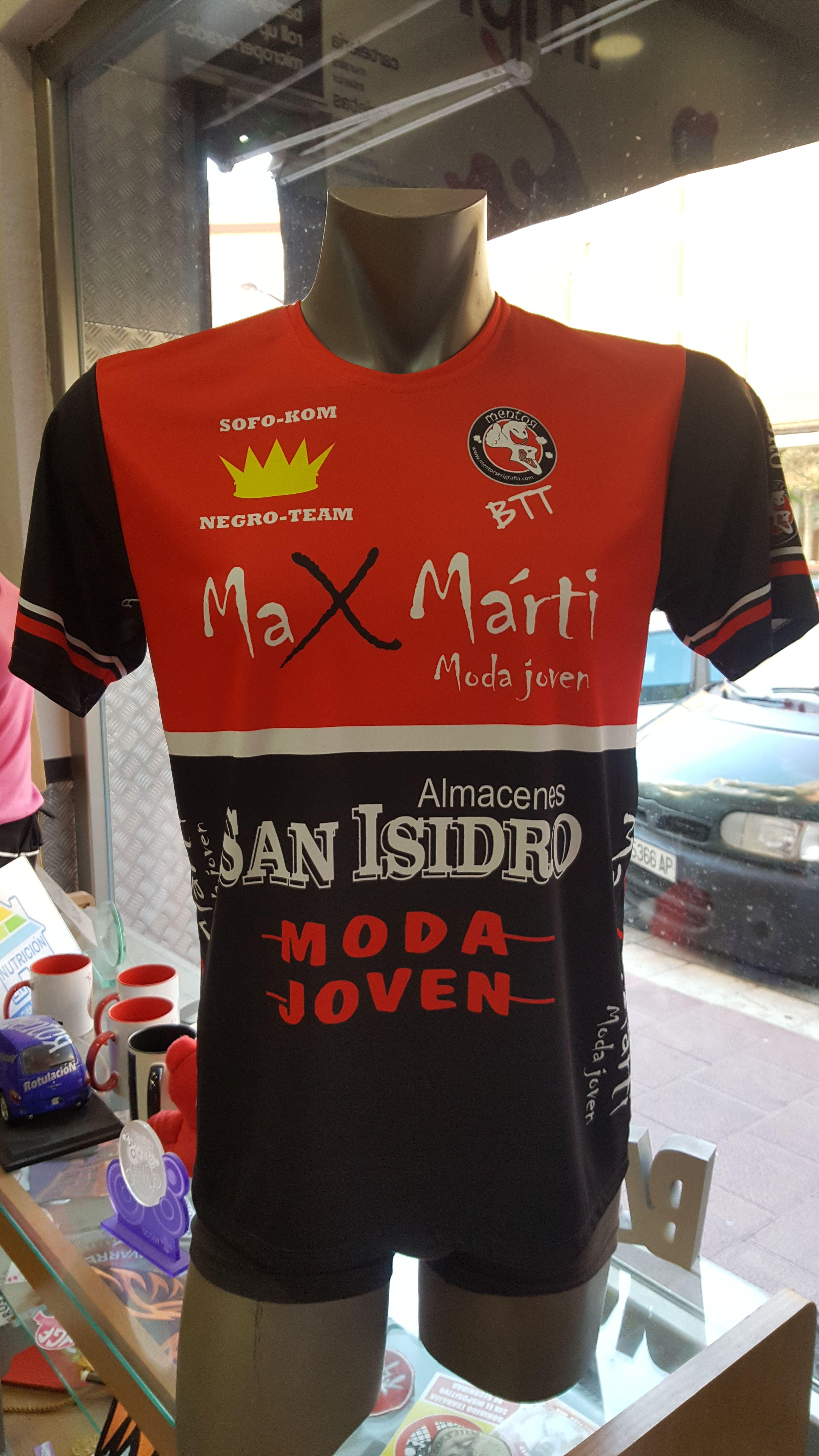 Camisetas publicidad Valladolid