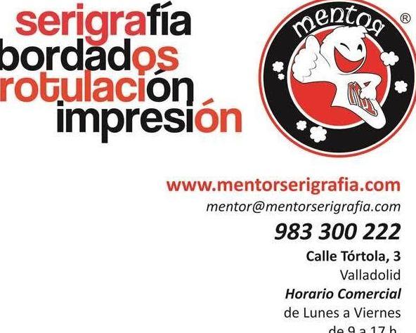 Foto 3 de Serigrafía en Valladolid | Mentor Serigrafía