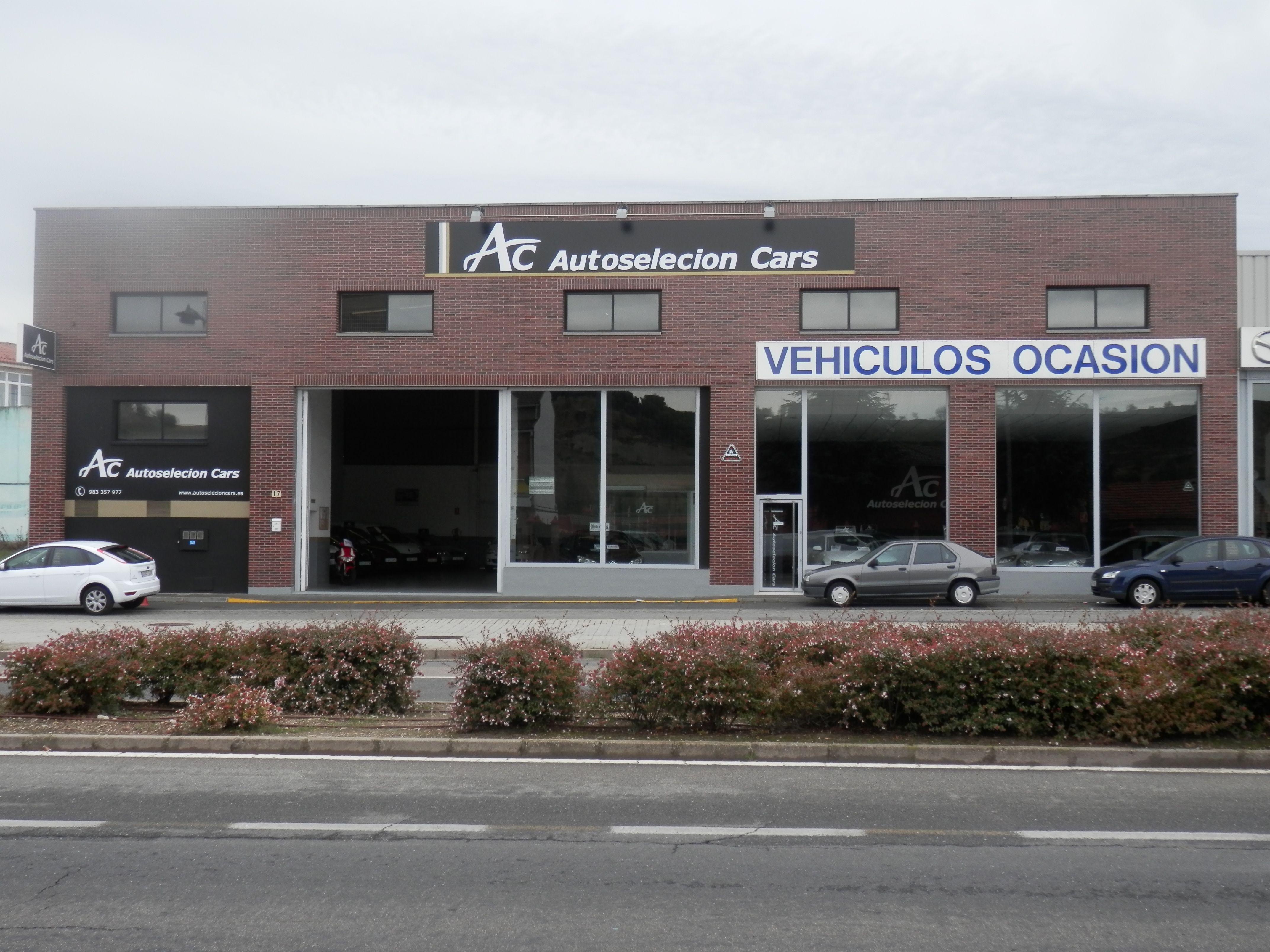 Rótulos fachadas Valladolid