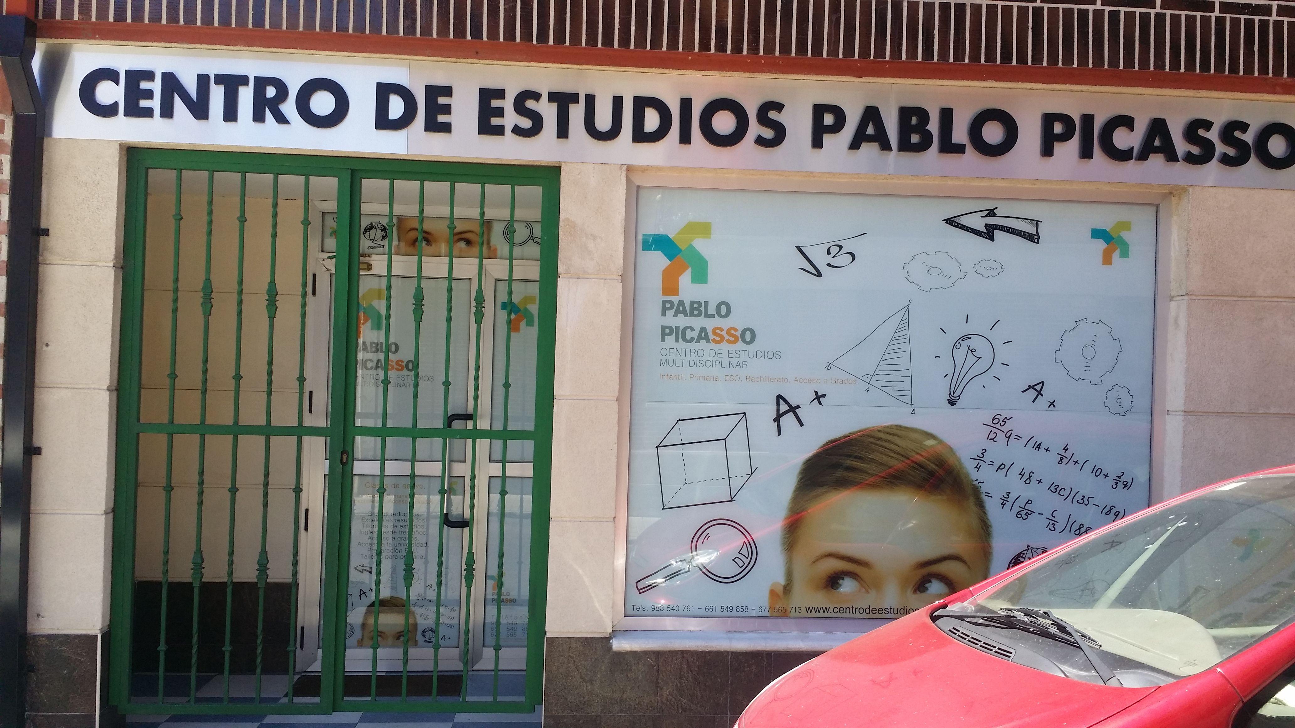 Rótulos y publicidad en Valladolid
