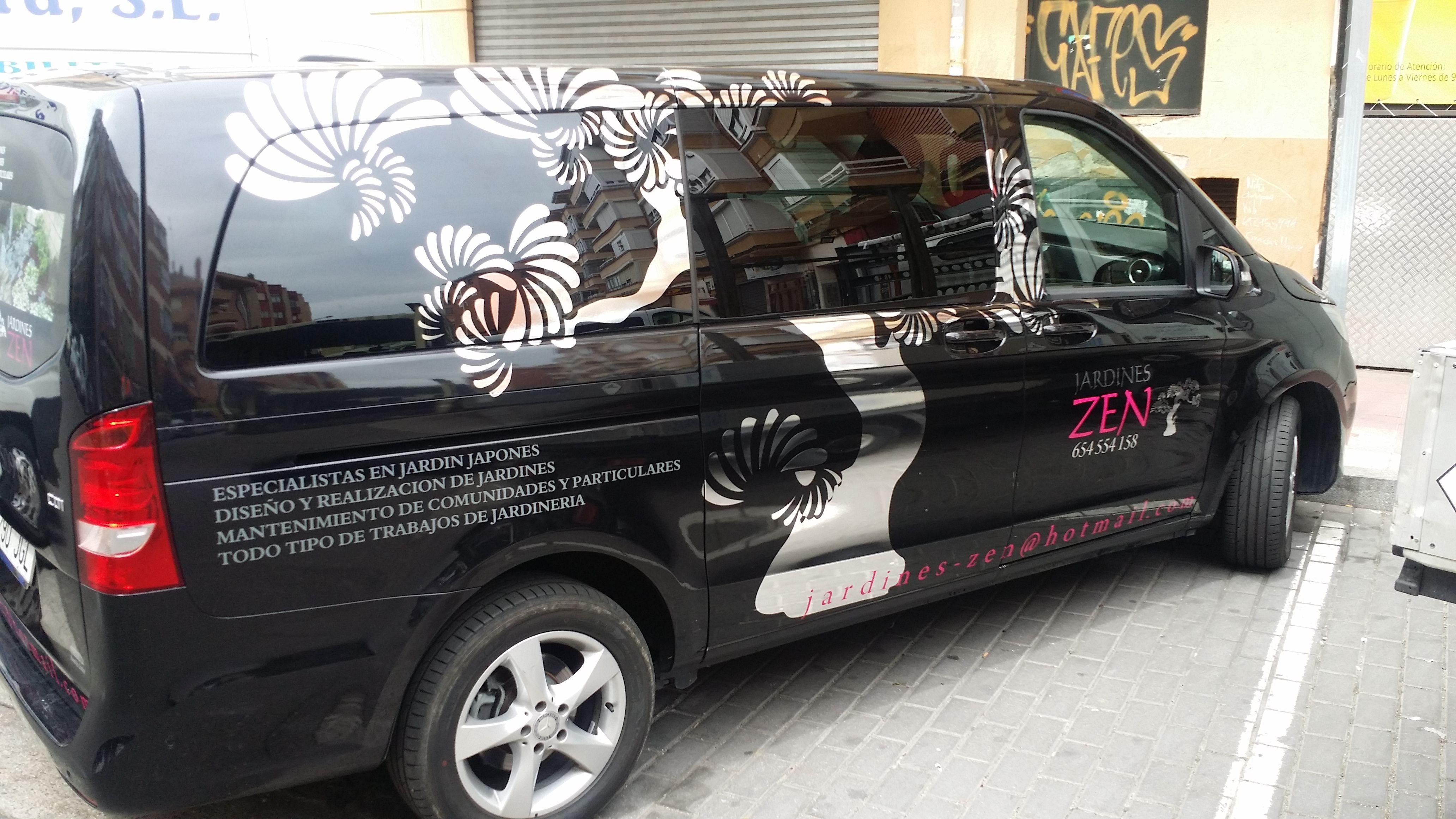 Rotulación de vehículos Valladolid