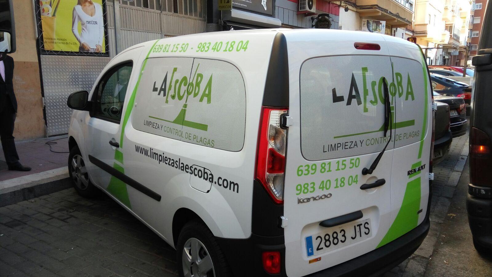 Publicidad y rotulación vehículos Valladolid