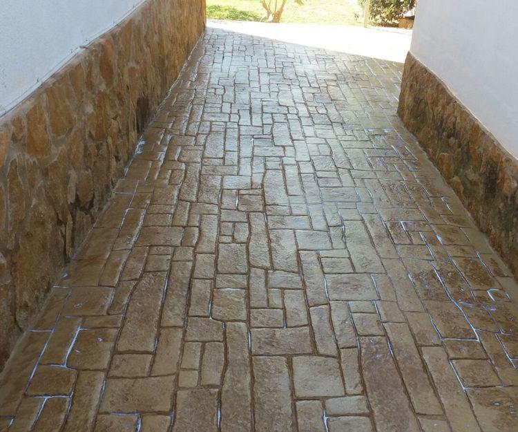 Suelos con pavimentos de la mejor calidad