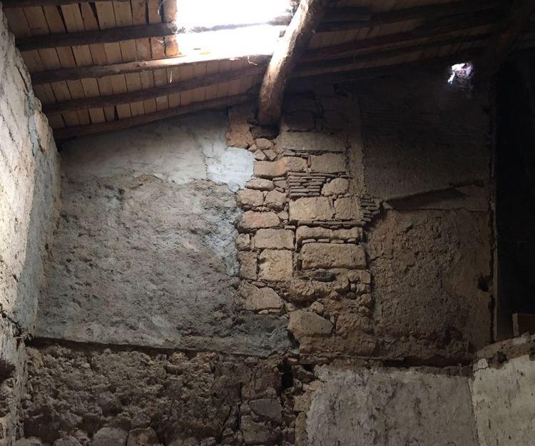 Trabajos de albañilería en vivienda