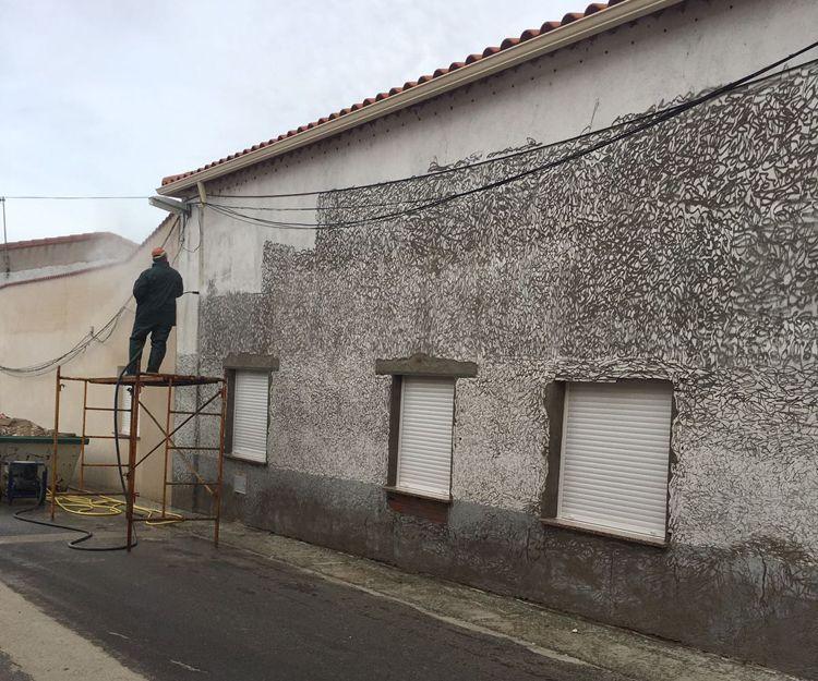 Rehabilitación de fachadas en Salamanca