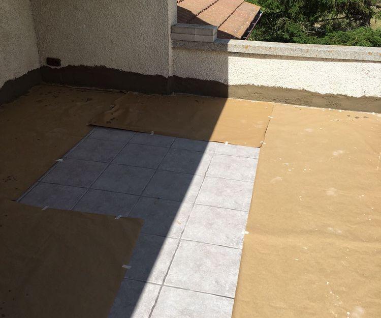 Impermeabilización de suelo