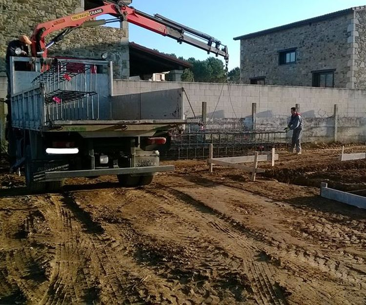 Empresa de construcción en Vigo