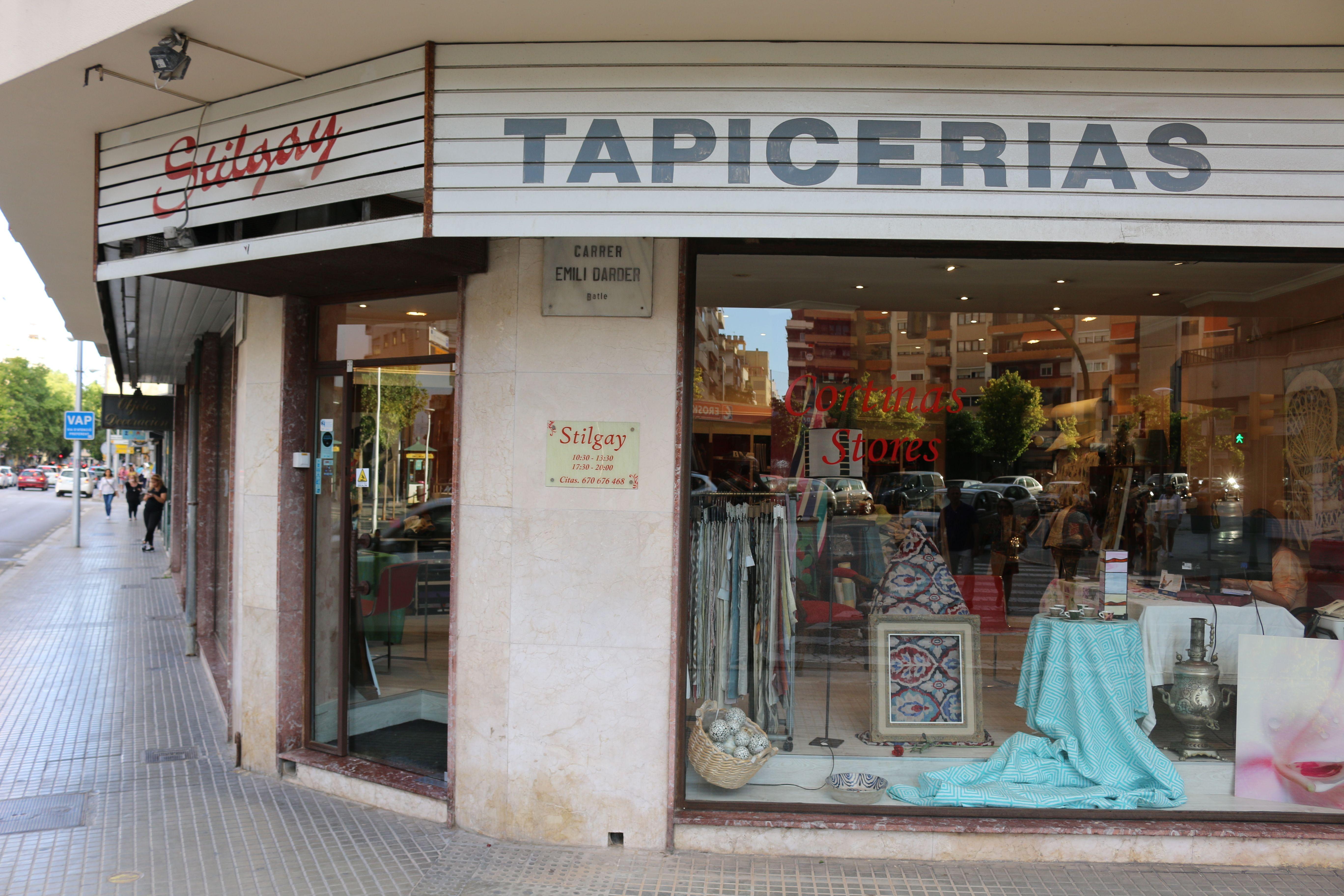 Tienda de decoración en Palma