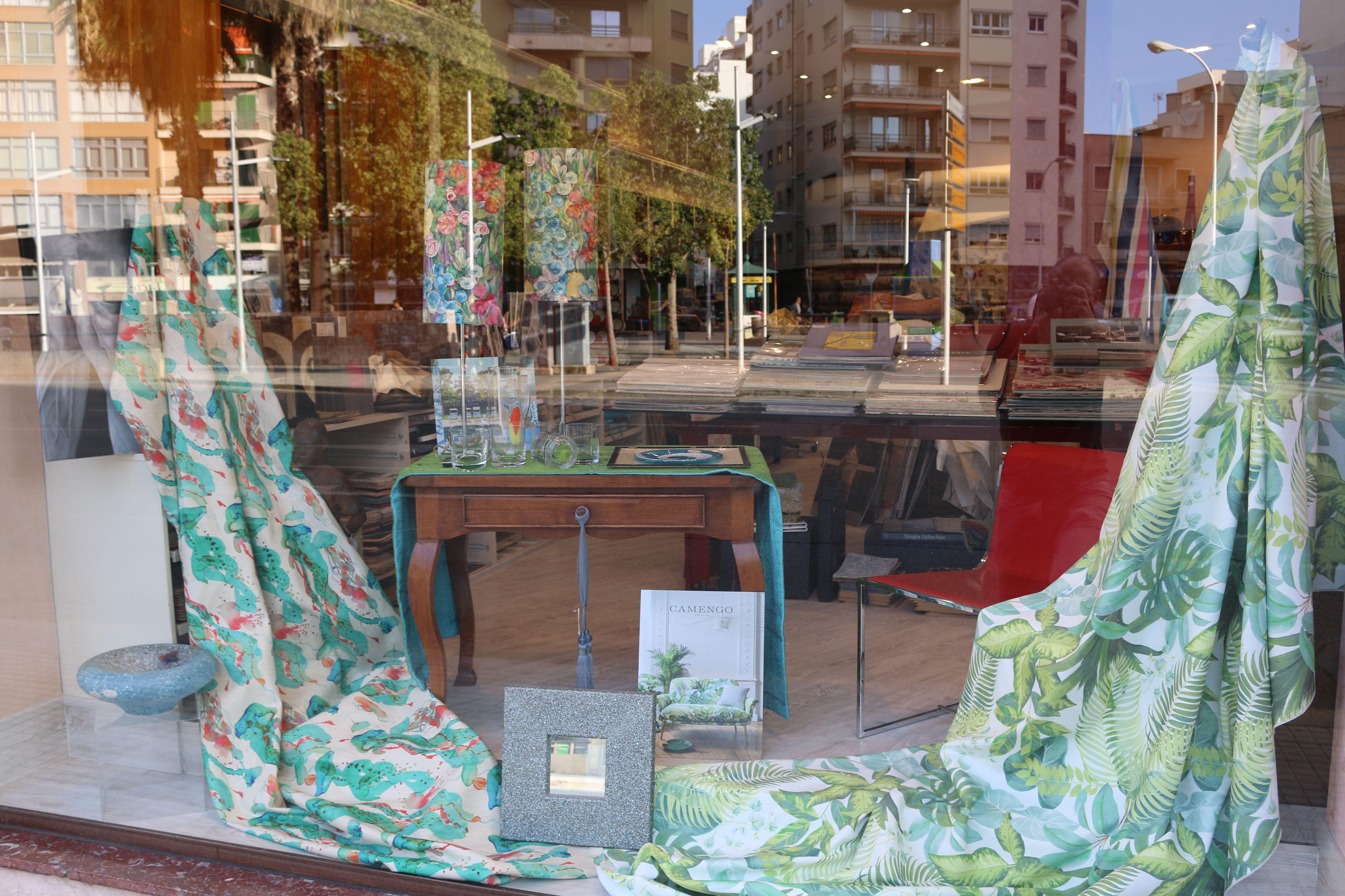 Telas para cortinaje y tapizados: Servicios de Stilgay