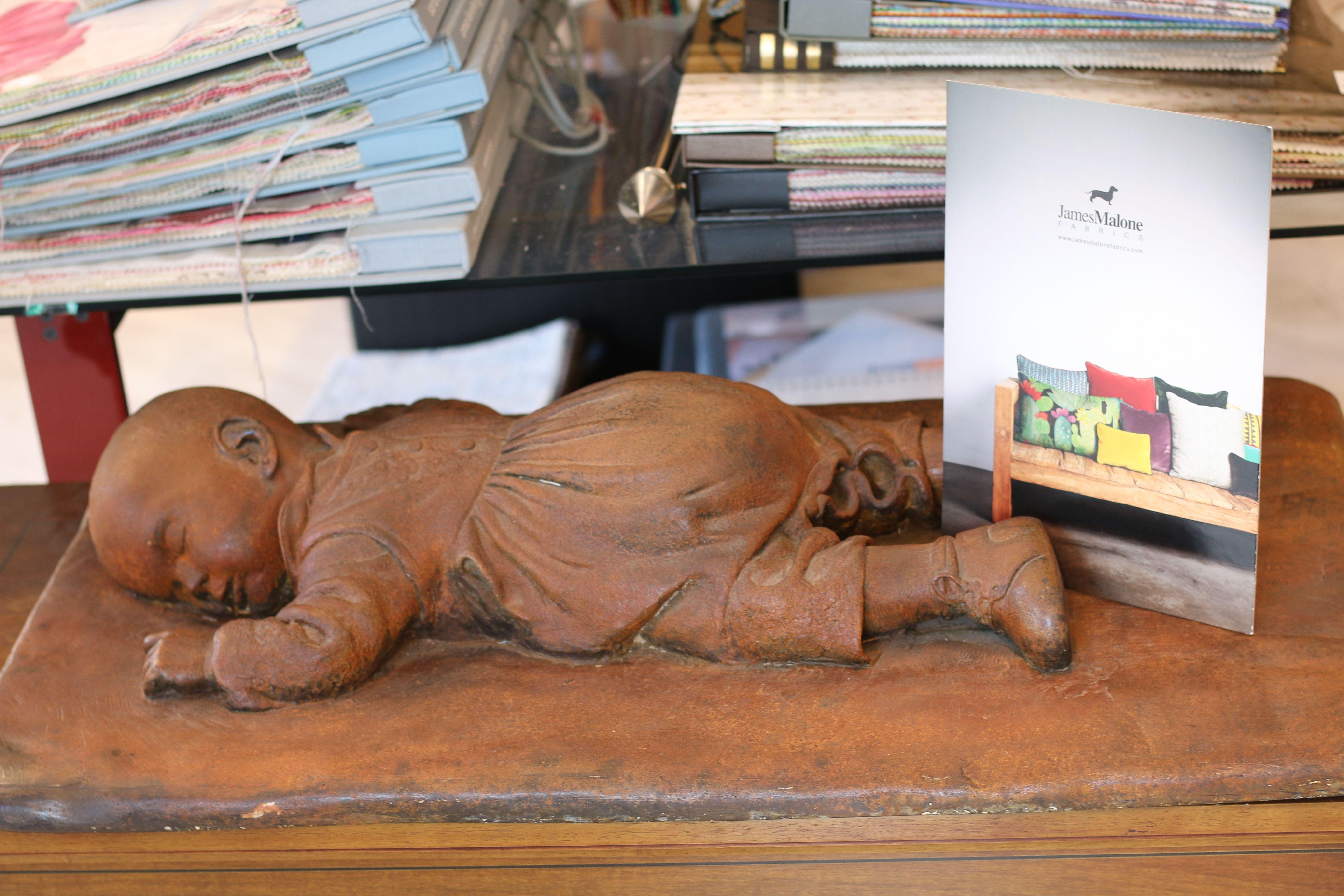 Tienda con objetos de decoración en Palma