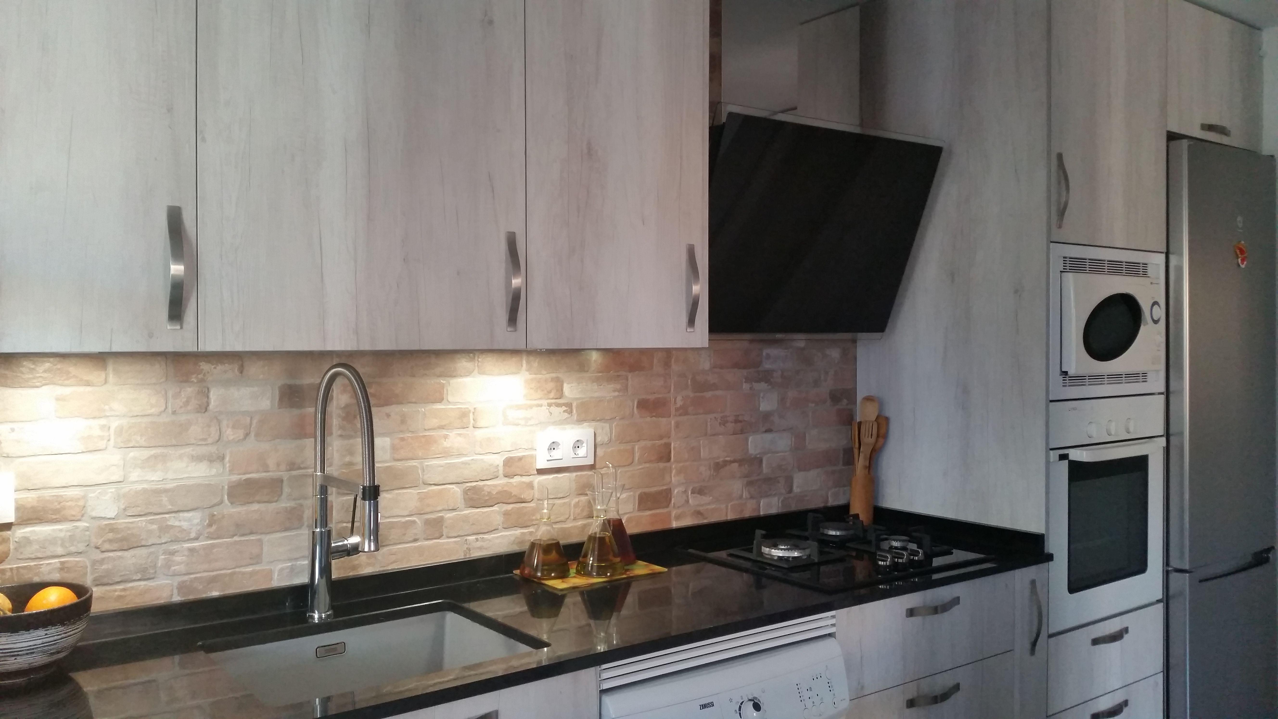 Foto 4 de Muebles de baño y cocina en Leganés | N.A.S. Estudio de ...