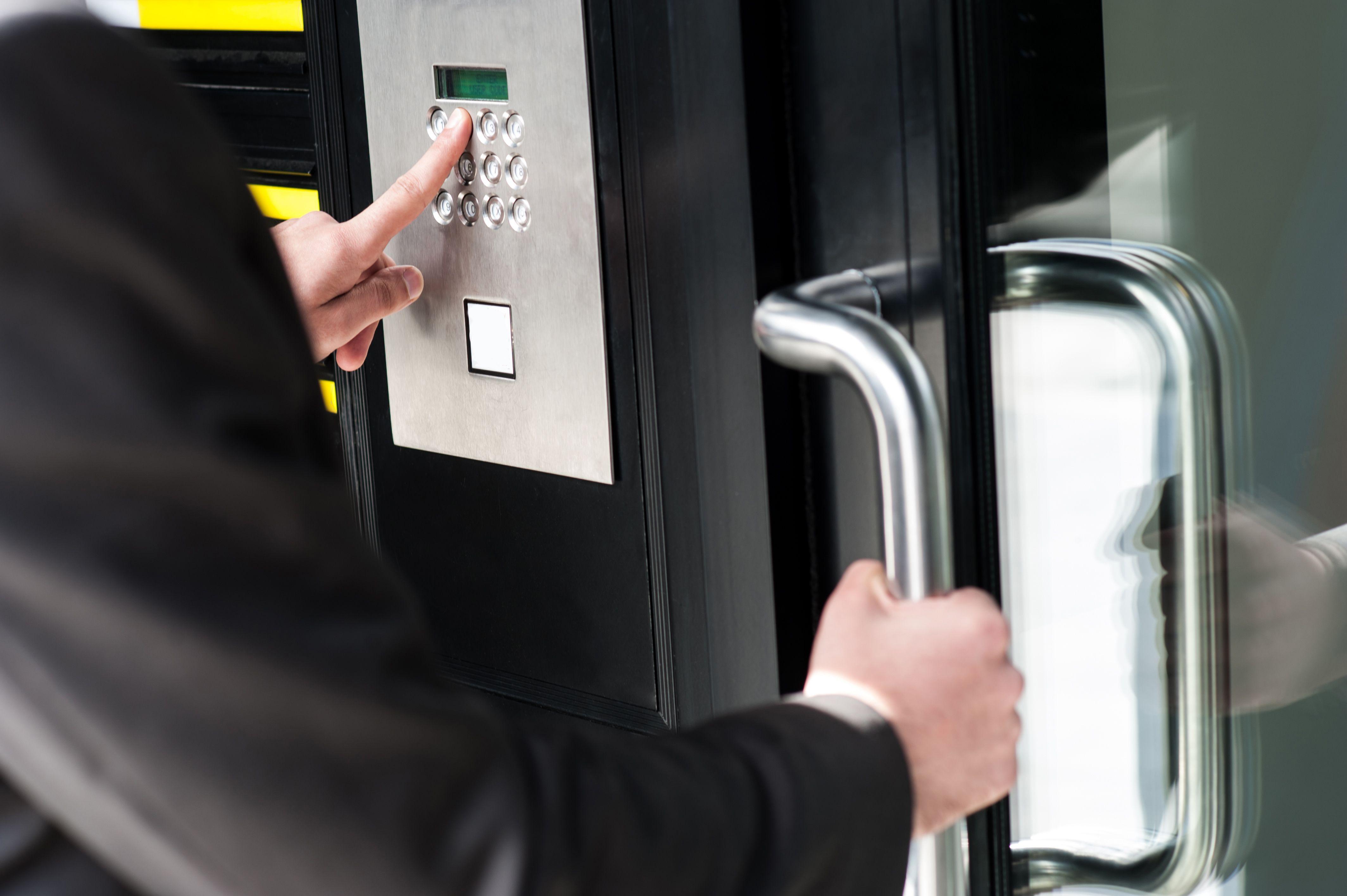 Control de accesos en Humanes