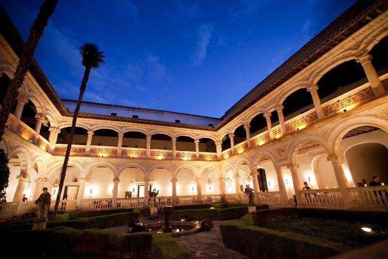Foto 29 de Organización de bodas y eventos en Lupiana | Monasterio de Lupiana
