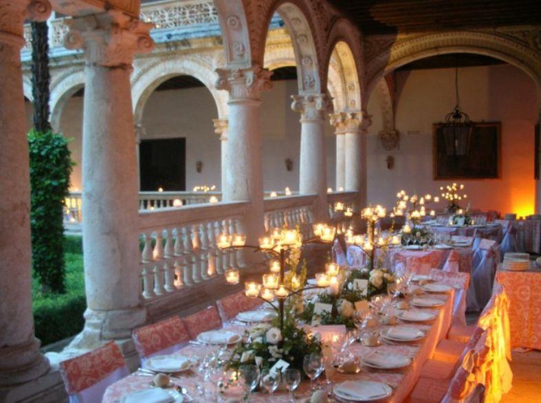 Celebraciones: Servicios de Monasterio de Lupiana