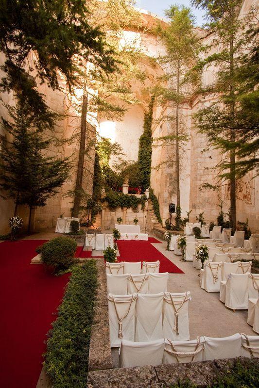 Foto 31 de Organización de bodas y eventos en Lupiana | Monasterio de Lupiana
